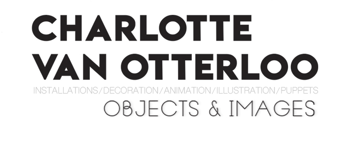 Charlotte van Otterloo – Objects & Images